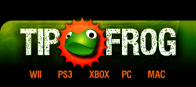 TipFrog - Game it up with PS3, Wii, XBox and more